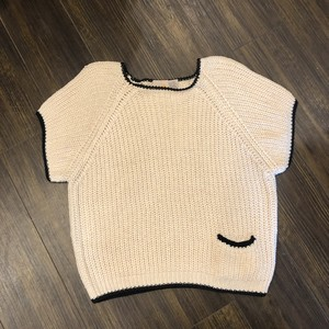 Summer Knit Tops【Vintage  product】