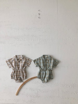 『翌朝発送』Peter bodyーsuit〈Lala〉【baby】