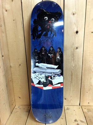 "POLAR SKATE CO PAUL GRUND - Sleep Paralysis 8.125"" X 32"""
