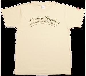 オリジナルTシャツ TYPE.03-A(ナチュラル)
