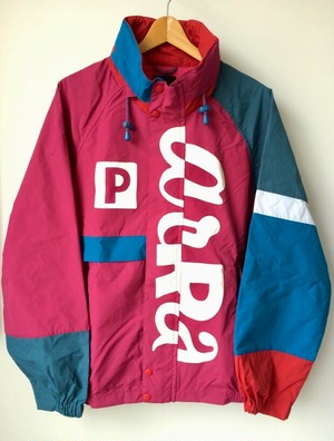 [ by Parra ] RED PISTE JACKET