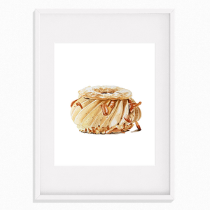 【送料無料対象】Chroniques de bouche - La Paris-Brest cacahuètes(フレーム付き)