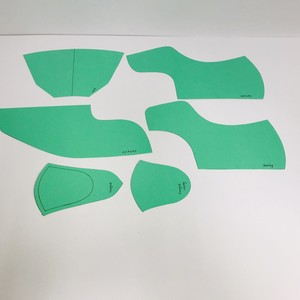 PATTERN GUIDE  型紙ガイド