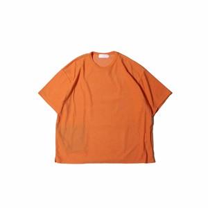 """【LAST 1】EACHTIME. / Pile T-Shirt """"Big"""" / Orange"""