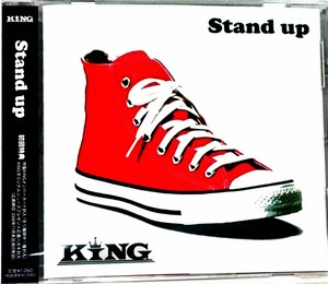 CD「Stand up」