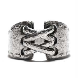 Hermès Vintage Sterling Silver Mexico Ring