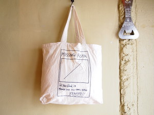 SOLD OUT YAECA MISSING PASTA Tote Bag