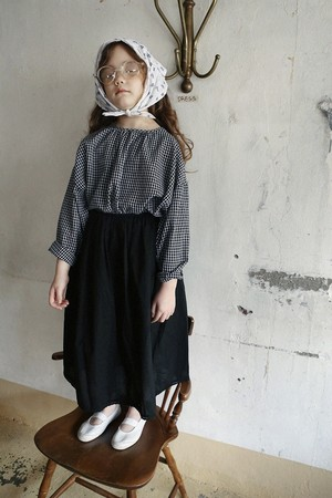 Crema Skirt (black)
