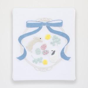 【数量限定】『イースターうさぎ』刺繍パネルキット