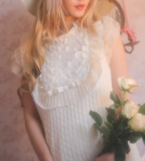 MARGUERITE DRESS マーガレット ドレス (予約・pré-order)