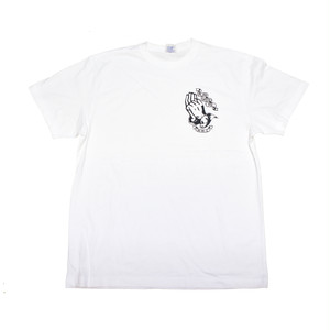 髭髭倶楽部 [#HHC] / PLAY WITH ME tee [white]
