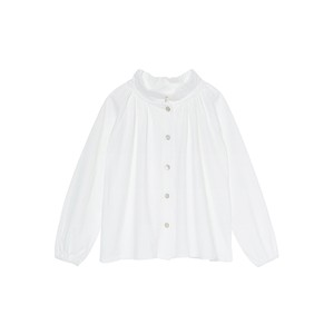 再入荷 benebene FRONT BUTTON SHIRRING T(6M〜8Tサイズ展開)