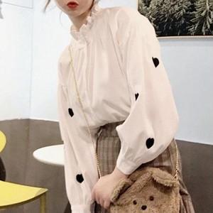 【お取り寄せ商品♡】ガーリーハートシャツ day165