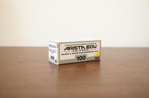 【モノクロネガフィルム 120 ブローニー】ARISTA(アリスタ) ARISTA.EDU ULTRA100