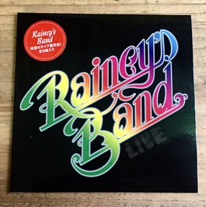 Rainey's Band 「Rainey's Band Live」