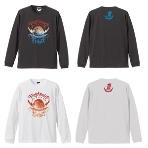 1st anniversary 限定 EVILACT×Frog-Amulet L/S-T
