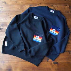 【DARGO】Working Pocket WIDE Sweat Shirt (MEXICAN SERAPES / 2color)
