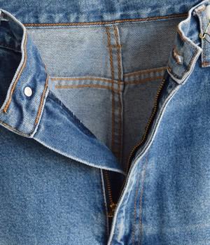 USED DICKIES DENIM PANTS