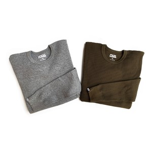 mas. MOSTBASIC™️ Waffle Knit Thermal L/S