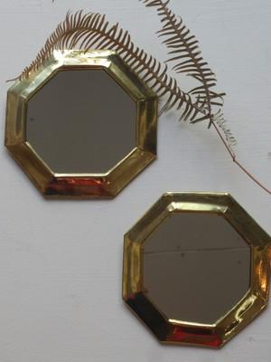 モロッコミラー小 八角形GD