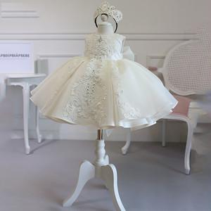 子供ドレス キッズドレス ベビードレス 誕生日会 女の子ドレス キッズフォーマルドレス ワンピース セレモニードレス 七五三 80cm-160cm 8411
