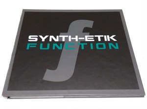 [USED][*] Synth-Etik - Function (2015) [CD]