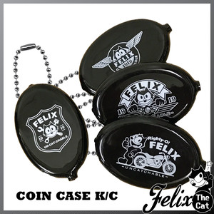 [FELIX] コインケースキーチェーン・UCC(アンキャッチャブルキャット)