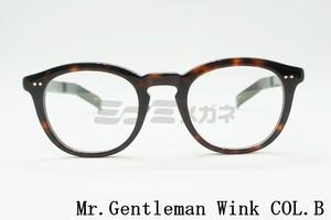 【正規取扱店】Mr.Gentleman(ミスタージェントルマン) wink COL.B Weiコラボモデル