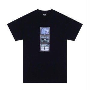 HOCKEY Screens Tee BLACK L