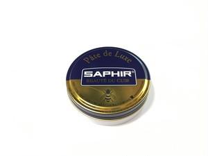SAPHIR ビーズワックスポリッシュ