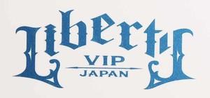 LIBERTY VIP JAPAN 中 ステッカー