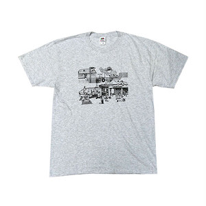 OUR LIFE - LOWERBOBS TEE (Ash)