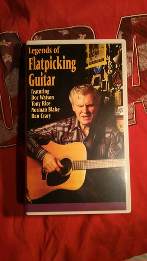 Legends of Flatpicking Guitar/フラットピッキングギターの伝説