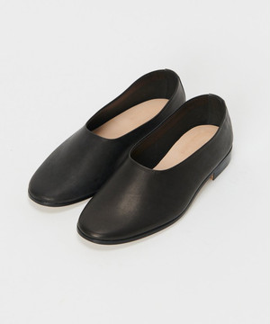 Hender Scheme foot cast///slip on black