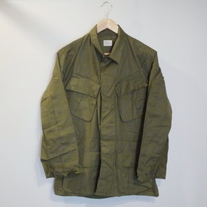"U.S.Military 1970's Fatigue Jacket SizeS-S ""Dead Stock"" ①"