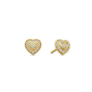 JULIE SANDLAU SWEETHEART MINI EARRING