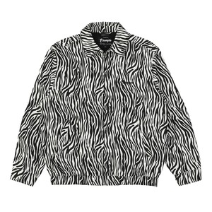 EXAMPLE HEAVY COTTON SWING TOP / WHITE TIGER