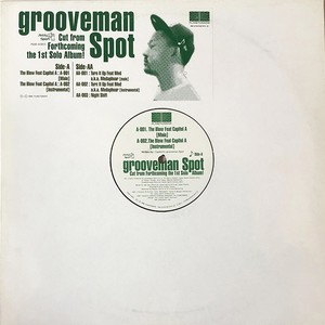 "【残りわずか/12""】grooveman Spot -[ETERNAL DEVELOPMENT]EP1"