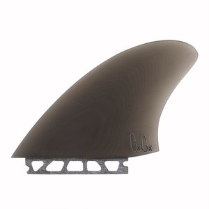 CPTAIN FIN Christenson Keel SMOKE ST (Features Type) TT(FCS Type)