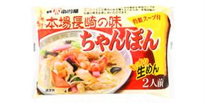 小川屋 本場長崎の味ちゃんぽん 2食入り