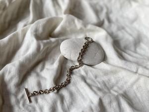 〈vintage silver925〉chain bracelet
