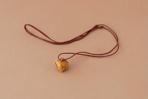 白樺のネックレス(キューブ)