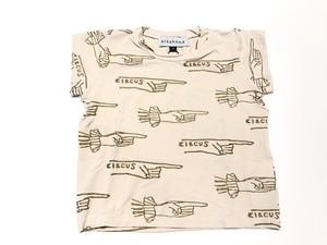 【20SS】arkakama (アルカカマ) OverThere SS Tee【指】XL Tシャツ