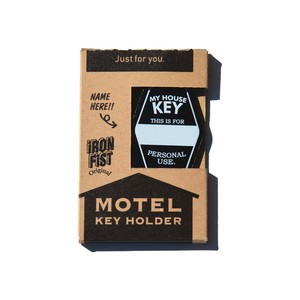 MOTEL KEY HOLDER