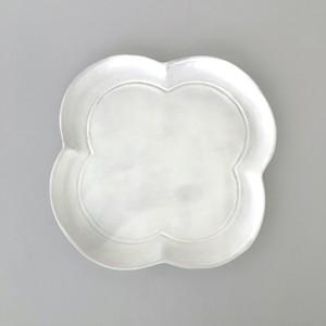 Carron Mademoiselle  Flat Plate|陶器のプレート