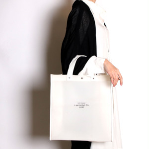 15943900【EDT/イーディーティー】ED_jelly tote bag/PVCトートバッグ