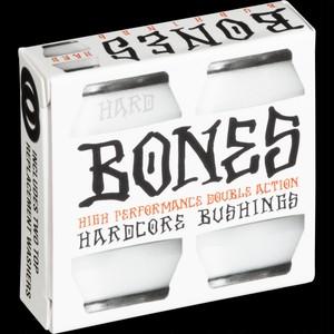 【BONES】HARDCORE BUSH HARD - WHITE