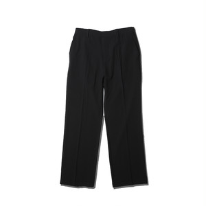 EASY WIDE SLACKS / BLACK