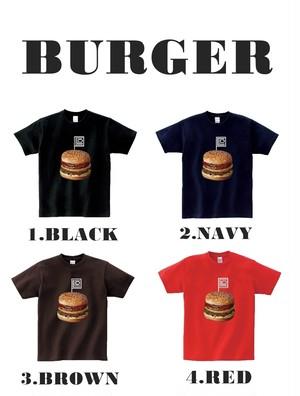 デルコペTシャツ (バーガー)