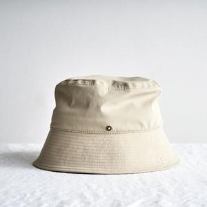 Nine Tailor  ナインテーラー  Dietes Hat バケットハット L.Beige  N-606